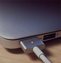 Hướng dẫn sạc MacBook Pro đúng cách