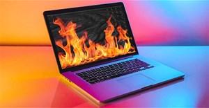 Cách kiểm tra nhiệt độ MacBook