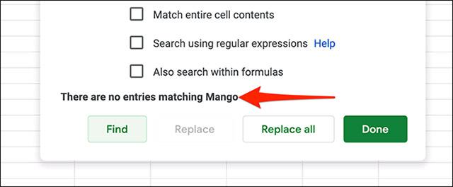 Cách thực hiện tìm kiếm đồng thời trong nhiều trang tính Google Sheets - Ảnh minh hoạ 4