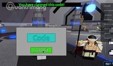 Code Anime Mania mới nhất và cách nhập code