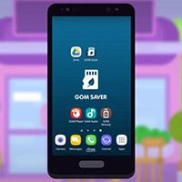 Tải GOM Saver: Công cụ tối ưu ảnh và video hàng đầu cho điện thoại