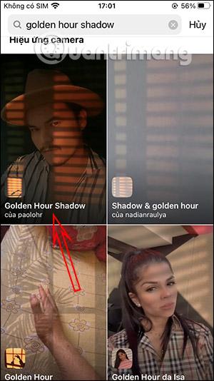 Cách tải filter Golden Hour trên Instagram - Ảnh minh hoạ 4