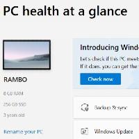 Hướng dẫn sử dụng Windows PC Health Check, kiểm tra máy tính có cài được Windows 11 hay không