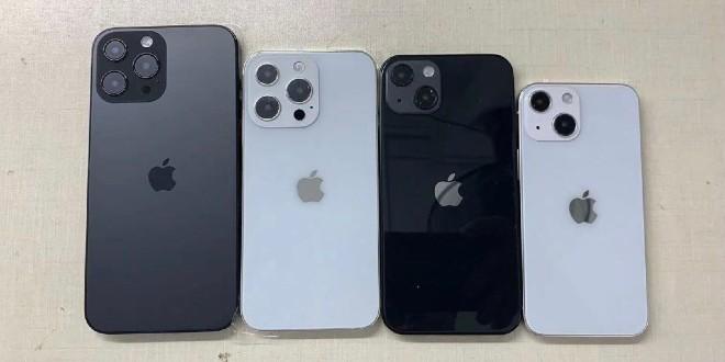 Cách bố trí camera sẽ được thay đổi trên iPhone 13