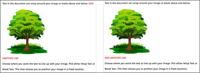 Cách cố định vị trí của hình ảnh trong Google Docs - Ảnh minh hoạ 4