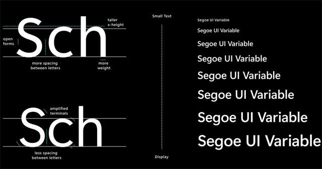 Phông chữ Segoe
