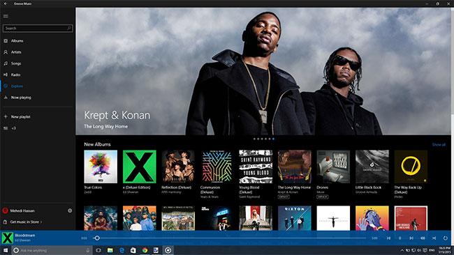 Cách bật/tắt tính năng phát toàn màn hình trong ứng dụng Movies & TV trên Windows 10