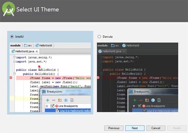 Cách cài đặt và thiết lập Android Studio trong Windows