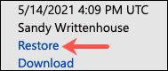 Cách xem lịch sử chỉnh sửa file trong Microsoft Excel Online - Ảnh minh hoạ 4