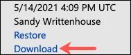 Cách xem lịch sử chỉnh sửa file trong Microsoft Excel Online - Ảnh minh hoạ 5