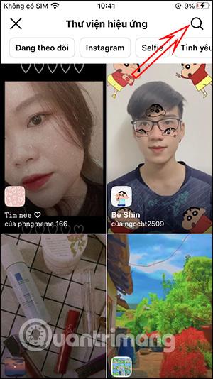 Các tải filter khủng long trên Instagram - Ảnh minh hoạ 3