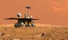 Video 'độc' khám phá sao Hỏa của tàu Chúc Dung, Trung Quốc