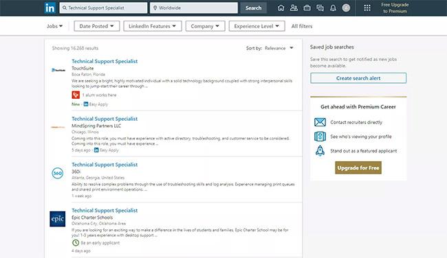 Có nhiều cách để tận dụng lợi thế đến từ nền tảng LinkedIn