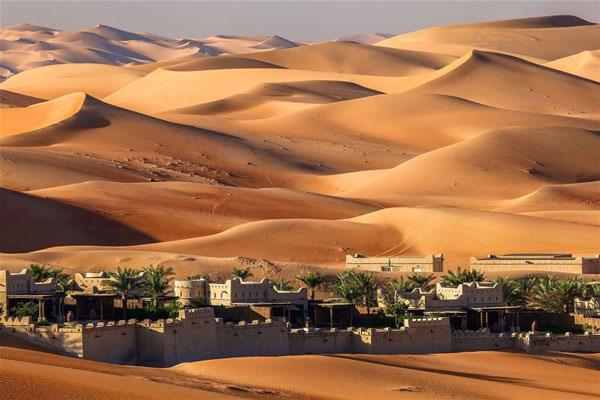 95% diện tích Ả rập Saudi là sa mạc