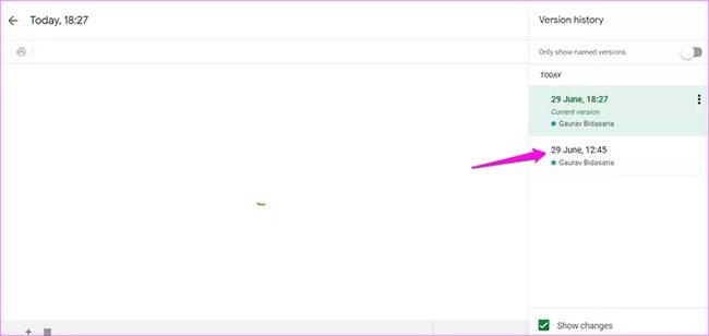 8 cách sửa lỗi Google Sheets không cho phép cuộn - Ảnh minh hoạ 3