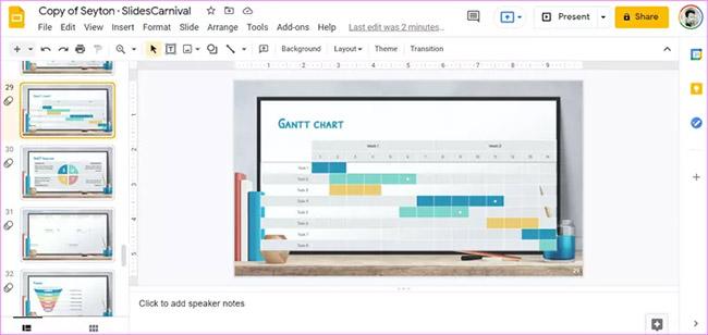 5 template Google Slides tốt nhất dành cho giáo viên - Ảnh minh hoạ 4