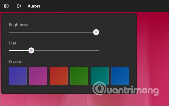 Chỉnh màu sắc quang cực