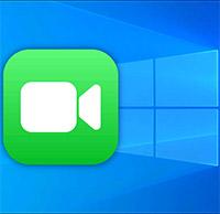 Cách sử dụng FaceTime trên Windows