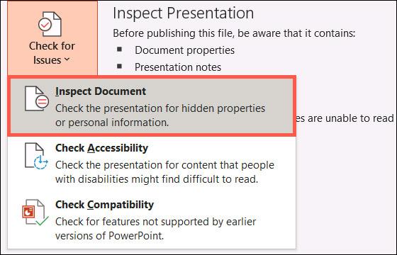 Cách xóa cùng lúc toàn bộ ghi chú trong bài trình chiếu Microsoft PowerPoint - Ảnh minh hoạ 4