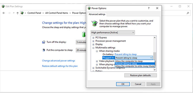 5 cách sửa lỗi màn hình máy tính Windows không tắt sau thời gian đã đặt - Ảnh minh hoạ 4