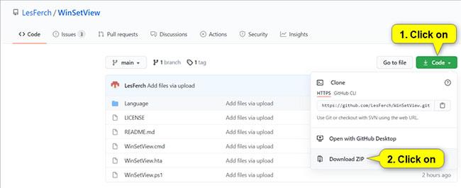 Cách đặt chế độ xem mặc định cho tất cả thư mục trong Windows 10