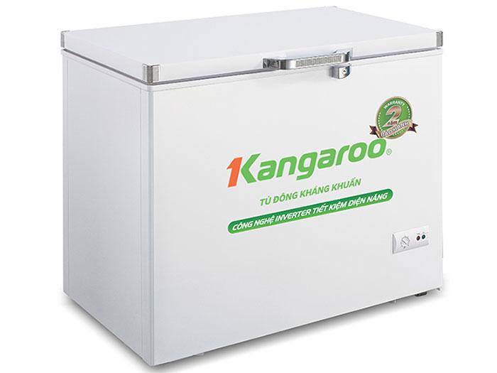 Tủ đông kháng khuẩn 1 ngăn Kangaroo KG329NC1 265 lít