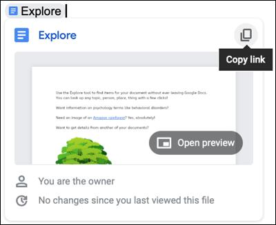 Cách nhúng tệp và sự kiện trong lịch vào tài liệu Google Docs - Ảnh minh hoạ 3