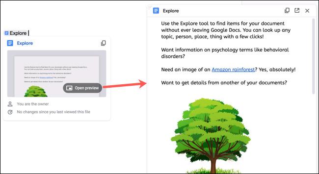 Cách nhúng tệp và sự kiện trong lịch vào tài liệu Google Docs - Ảnh minh hoạ 4