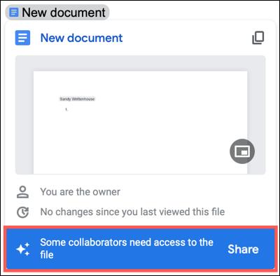 Cách nhúng tệp và sự kiện trong lịch vào tài liệu Google Docs - Ảnh minh hoạ 5