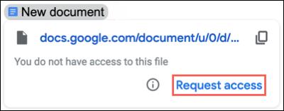 Cách nhúng tệp và sự kiện trong lịch vào tài liệu Google Docs - Ảnh minh hoạ 6