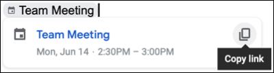Cách nhúng tệp và sự kiện trong lịch vào tài liệu Google Docs - Ảnh minh hoạ 8