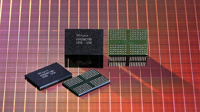 SK hynix introduces new technology, promises to bring unprecedented speed to LPDDR4 memory on smartphones