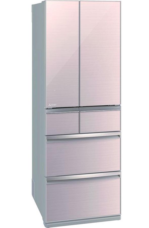 Tủ lạnh 6 cánh 506L Mitsubishi Electric MR-WX52D-F-V (Vàng hồng ánh kim)
