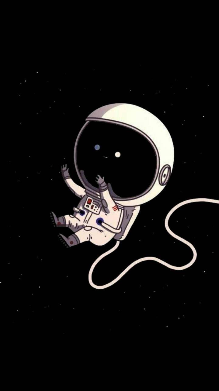 ảnh nền vũ trụ cute cho iphone