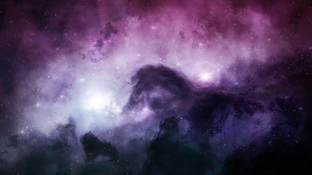 hình nền vũ trụ 4k