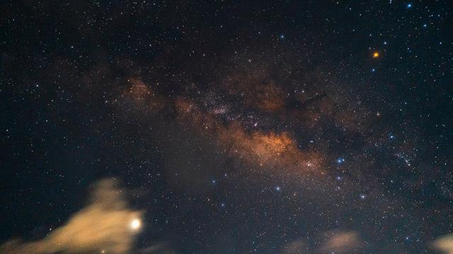 hình nền vũ trụ 2k