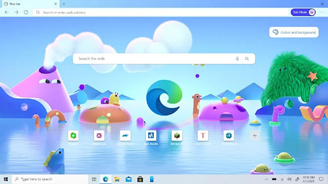 Microsoft Edge will be added with many exciting new features