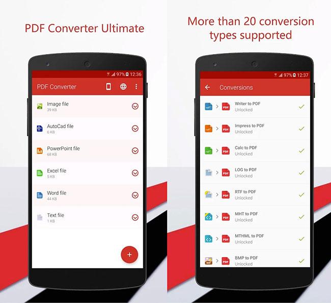 5 ứng dụng chuyển đổi PDF miễn phí trên điện thoại thông minh và máy tính bảng - Ảnh minh hoạ 2