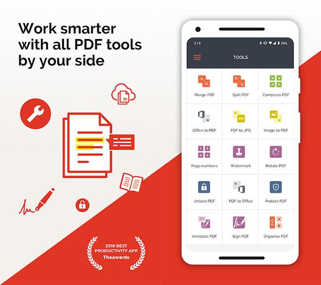 5 ứng dụng chuyển đổi PDF miễn phí trên điện thoại thông minh và máy tính bảng - Ảnh minh hoạ 5