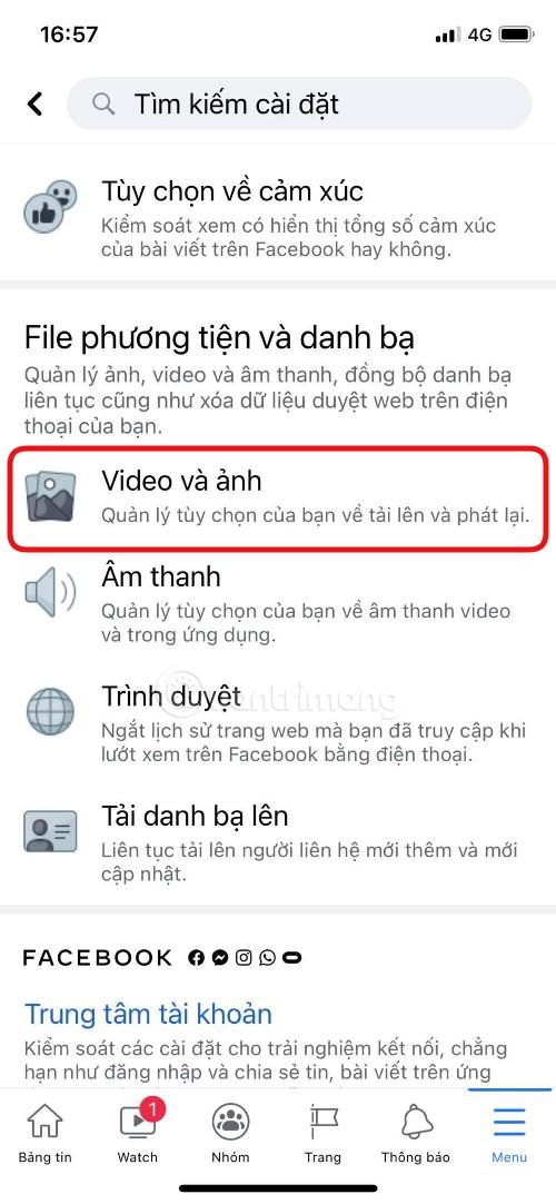 Upload ảnh HD lên Facebook trên iPhone/iPad như thế nào? - Ảnh minh hoạ 4