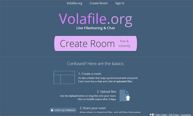 Volafile.org