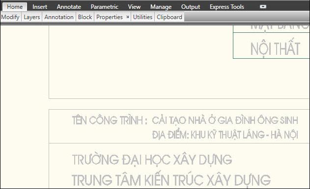 Sửa lỗi font chữ