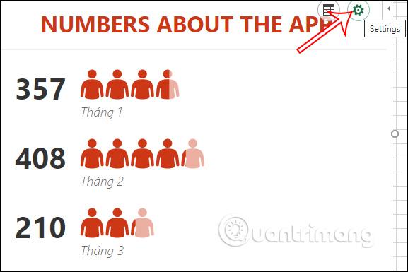 Cách tạo biểu đồ người trong Excel - Ảnh minh hoạ 6