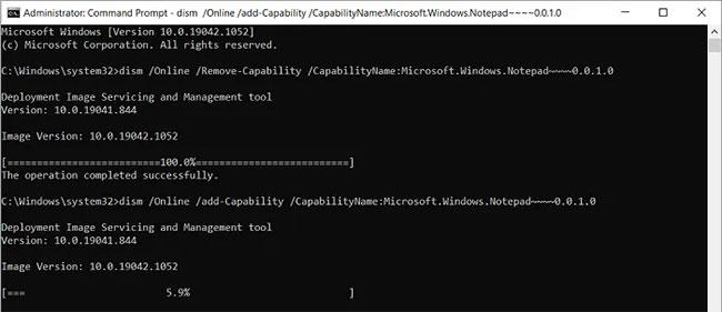 Sửa lỗi WordPad hoặc Notepad bị mất trong Windows 10 - Ảnh minh hoạ 2