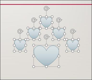 Cách nhóm và tạo hoạt ảnh cho nhiều đối tượng cùng lúc trong MS PowerPoint - Ảnh minh hoạ 2