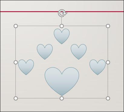 Cách nhóm và tạo hoạt ảnh cho nhiều đối tượng cùng lúc trong MS PowerPoint - Ảnh minh hoạ 4