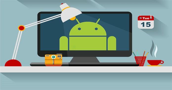 Muốn chạy các ứng dụng Android trên máy tính Windows, hãy đọc bài viết này