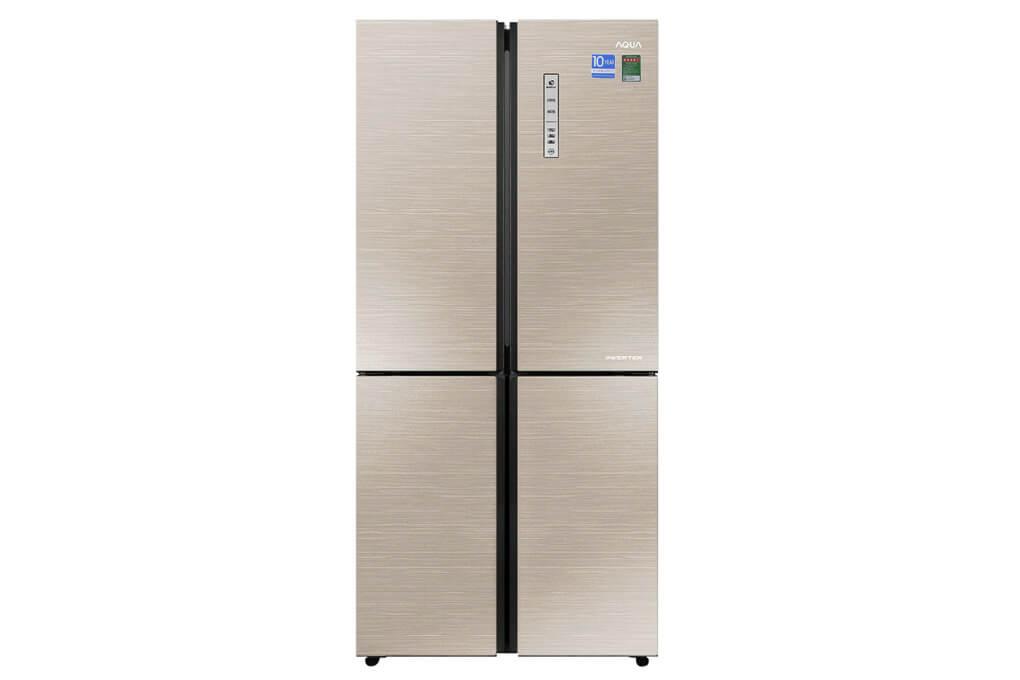Tủ lạnh inverter Aqua AQR-IG525AM