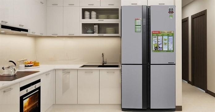 Top 5 tủ lạnh 4 cánh dưới 20 triệu tốt nhất