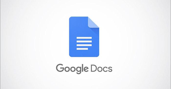 Cách giãn dòng đôi trong Google Docs